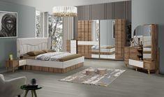 Bedroom Door Design, Bedroom Furniture Design, Home Room Design, Bed Furniture, Luxury Furniture, Modern Luxury Bedroom, Luxury Bedroom Design, Modern Master Bedroom, Luxurious Bedrooms