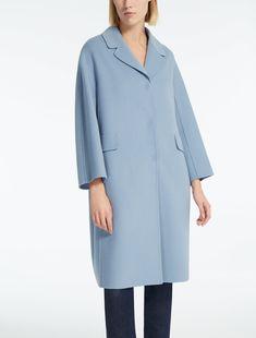 """Wool coat, avio - """"GROLLA"""" Max Mara"""