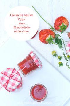 So gelingt Marmelade einkochen garantiert. Unsere 6 Tipps auf dem Blog Craftyneighboursclub.com
