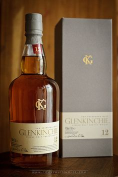 My favourite whiskey. A delicious single malt from the lowlands of Scotland. Glenkinchie