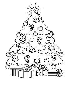 ausmalbilder weihnachtsbaum - ausmalbilder gratis | malvorlagen weihnachten, ausmalbild