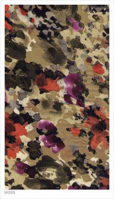 juliette hogan (detail floral print dress)
