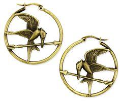 The Hunger Games Earrings