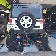 Our certified technicians in action 👊👊 Used Tires, Tired, Action, Photo And Video, Instagram, Group Action