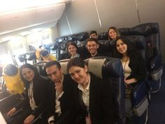 Airline Cabin Crew learners on practical training #cabincrew, #airlinecabincrew, #londonwaterlooacademy