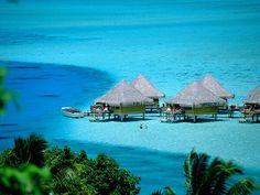 ボラボラ島(仏領ポリネシア)