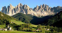 . Le Dolomiti/ The DOLOMITES mt.3343
