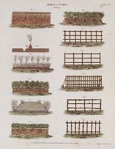 Different agricultural farm fences - would fit in with our surroundings.