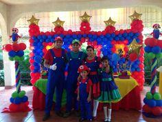 Mandamos a hacer disfraces de Mario y Luigi para niños y niñas! Muy modernos los de las niñas
