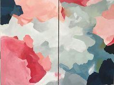Díptico Belong 160x120cm . . #abstractart #arte #arteabstracto #abstracto #abstract #art #decoracion #decor #interiorismo #deco #interiordesign #interior #painting #commision #colorfull #cuadrosporencargo #artcollector #twitter