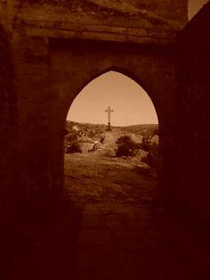 Ermita de San Frutos. Hoces del Rio Duratón.