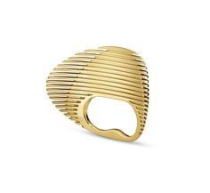 Ultra-Modern Architectural Jewelry by Zaha Hadid and Georg Jensen – Fubiz Media
