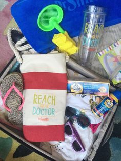 Traveling With The Doctor | Stroller in the City @doctorsmiths #ReachForTheDoctor #ad