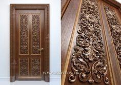 Резная дверь GRD-025-1