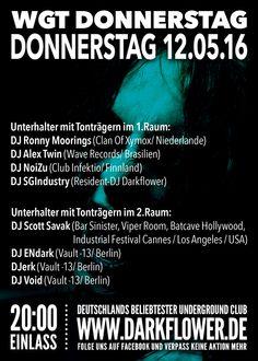 Der WGT-Donnerstag - http://darkflower.club/blog/events/der-wgt-donnerstag-wgt-welcome-party