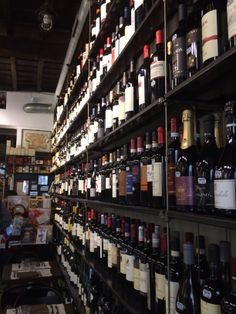Roma, Roscioli Wine Store