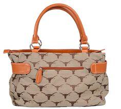 Texas Signature Handbag..how cool!