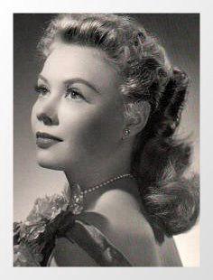 Vera Ellen.