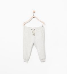 BASIC PIECE TROUSERS-Trousers-Baby boy (3 months - 3 years)-KIDS | ZARA United States