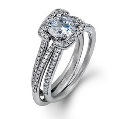 Auriya 10k Gold 1/10ct TDW Diamond Stackable Wedding Band By Auriya | Round  Diamonds