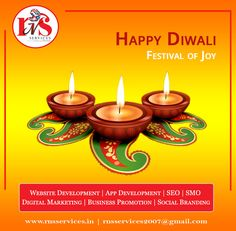 May This Festival Of Lights Illuminate Your Lives With Endless Joy, Happiness & Prosperity For All of us. Diwali 2018, Digital Marketing Business, Happy Diwali, Festival Lights, App Development, Happiness, Joy, Bonheur, Feeling Happy