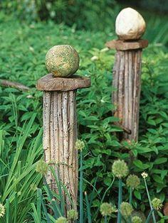 art in the garden #heavenisagarden