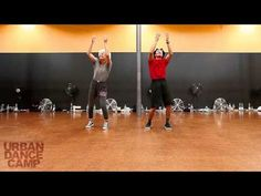 "Keone & Mariel Madrid :: ""Is This Love"" by Bob Marley (Choreography) :: Urban Dance Camp - YouTube"