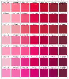 pink color code - Google zoeken