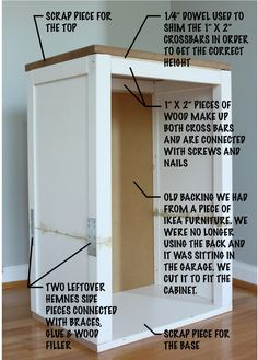 DIY BUILT-IN BOOKCASE REVEAL (AN IKEA HACK) – Studio 36 Interiors Bedroom Storage For Small Rooms, Ikea Bedroom Storage, Kids Bedroom Organization, Ikea Storage, Storage Ideas, Hemnes Bookcase, Ikea Billy Bookcase Hack, Built In Bookcase, Diy Bookcases