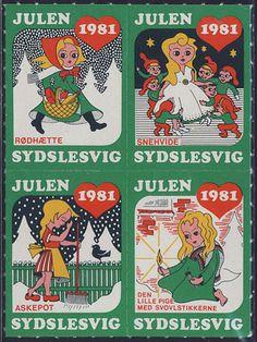 Denmark. Sydslesvig 1981