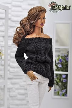 Decisive ITBE Doll in Fashions by ELENPRIV looks great! | Flickr