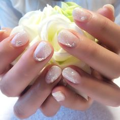 White getting acts the role of bridal armour Fun Nails, Armour, Acting, Bridal, Beauty, Body Armor, Beauty Illustration, Bride, The Bride