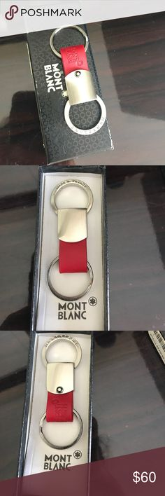 Mont blanc key chain Mont blanc key chain mont blanc Accessories Key & Card Holders