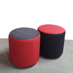 Artifex Australia | Furniture | Perth WA | WA Made |  Round Ottomans