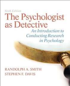 Exploring psychology 10th edition myers download psychology books the psychologist as detective an introduction to conducting research in psychology 6th edition fandeluxe Image collections