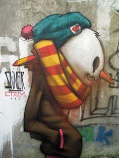 Murale Etam Cru / no.28
