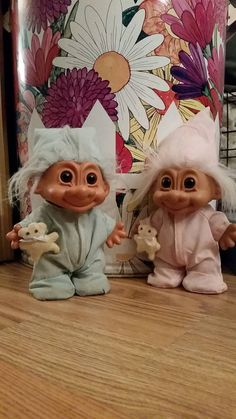 Pajama troll dolls                                                                                                                                                                                 More