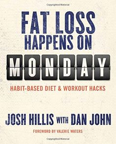 Fat Loss Happens on Monday.  Read the rest of this entry » http://www.fatlosscenter.info/weight-loss/fat-loss-happens-on-monday/