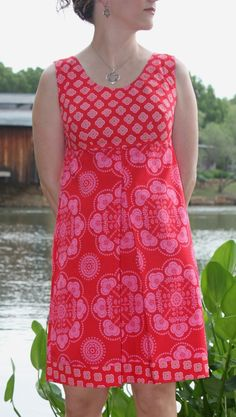 Out of stock pattern, but soooo cut.