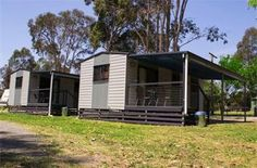Kahlers Oasis Caravan Park 1 Bedroom Ensuite Unit exterior