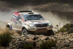 Dakar 2014 – Toyota Hilux
