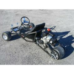 Scorpion Three Wheeled Go Kart Plans Build A Go Kart, Diy Go Kart, Go Kart Designs, Go Kart Frame, Dirt Bike Girl, Girl Motorcycle, Motorcycle Quotes, Go Kart Parts, E Skate
