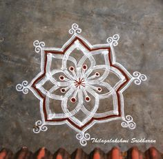 Rangoli and Art Works: KUZHAL KOLAM