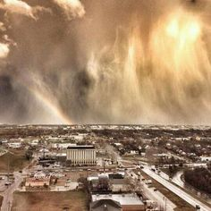 WOW...storm in Oklahoma