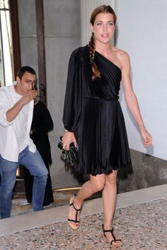 Love Charlotte Casiraghi's style