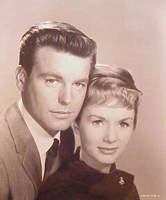 Robert Wagner and Debbie Reynolds