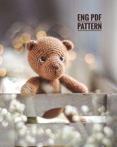Newborn Crochet Patterns, Crochet Patterns Amigurumi, Knitting Patterns, Knitting Toys, Knitting Ideas, Crochet For Kids, Cute Crochet, Beautiful Crochet, Handmade Toys