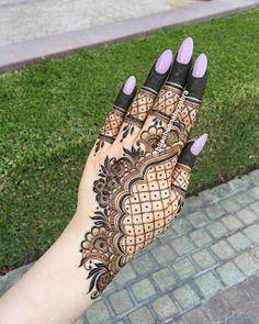 Short Mehndi Design, Simple Arabic Mehndi Designs, Beautiful Mehndi Design, Mehndi Design Images, Mehndi Art Designs, Latest Mehndi Designs, Traditional Mehndi Designs, Henna Mehndi, Mehendi