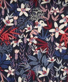 Liberty Art Fabrics Stanley B Tana Lawn | Fabric by Liberty Art Fabrics | Liberty.co.uk