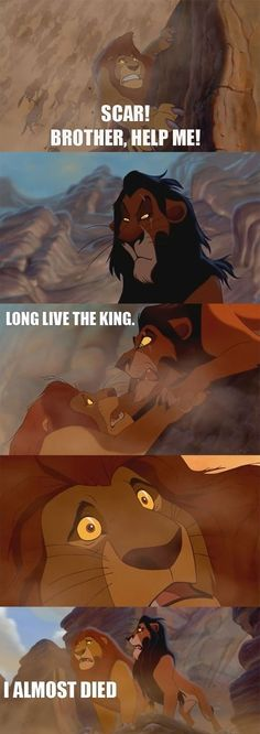 The Lion King Could Have Been A Completely Different Movie